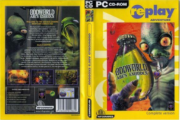 Oddworld: Abe's Exoddus Free Download