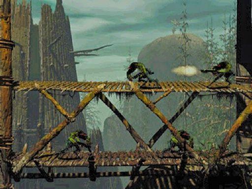 Oddworld: Abe's Oddysee PC Crack