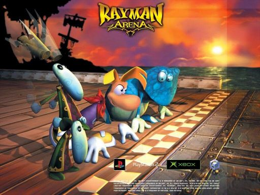 Rayman Arena Free Download