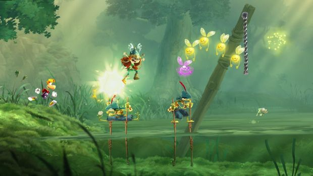 Rayman Legends PC Crack
