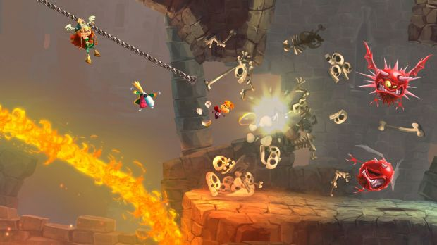 Rayman Legends Free Download