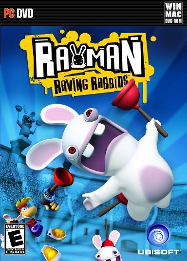 Rayman Raving Rabbids Free Download
