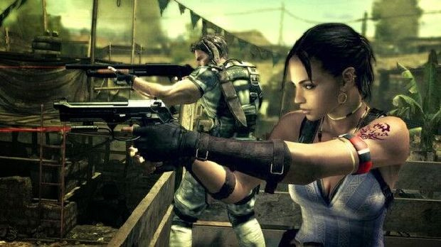 Resident Evil 5 Gold Edition Torrent Download
