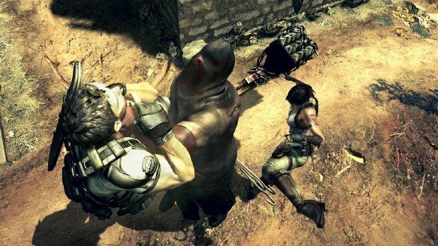 Resident Evil 5 PC Crack