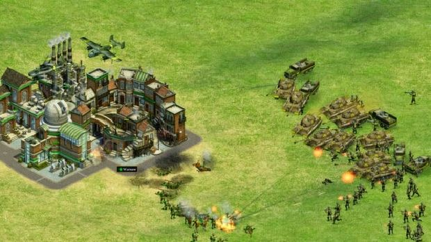Rise of Nations: Extended Edition PC Crack