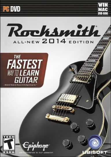Rocksmith 2014 (Inclu ALL DLC) Free Download