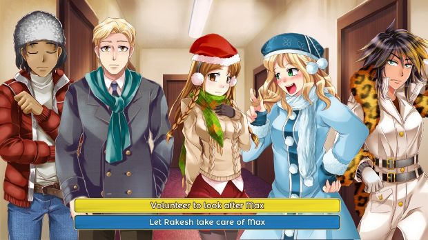 Roommates dating sim free download