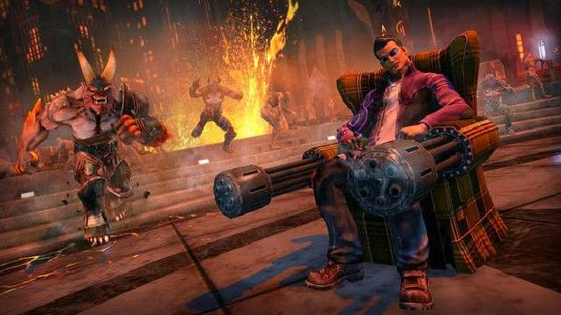 Saints Row: Gat out of Hell PC Crack