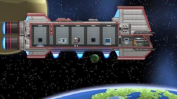 Starbound (STABLE Glad Giraffe – 17/12/2015) Free Download