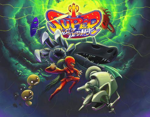 Super house of dead ninjas game download