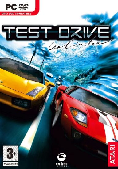 demo jouable test drive unlimited