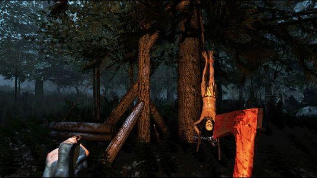 The Forest (Alpha v0.42c) Free Download