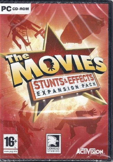 The Movies: Stunts & Effects Free Download