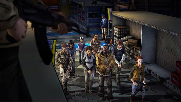 The Walking Dead Season 2 Torrent Download