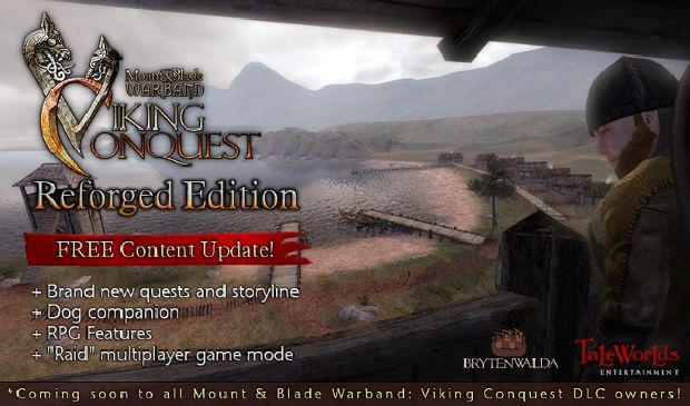Mount & Blade: Warband - Viking Conquest Reforged Edition Free Download