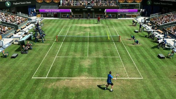 Virtua Tennis 4 PC Crack