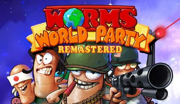 worms world party remastered download