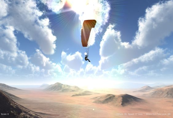 3D Paraglider PC Crack