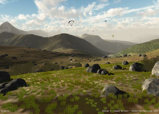 3D Paraglider Torrent Download