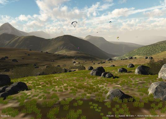 3D Paraglider Torrent Download