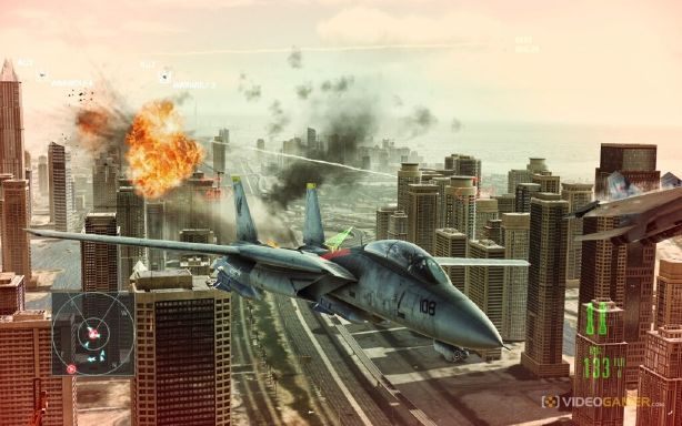 Ace Combat Assault Horizon - Enhanced Edition PC Crack
