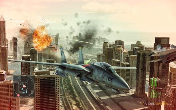 Ace Combat Assault Horizon - Enhanced Edition PC Crack