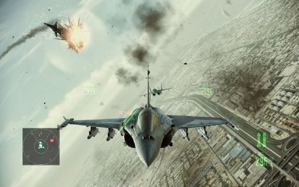 Ace Combat Assault Horizon - Enhanced Edition Torrent Download