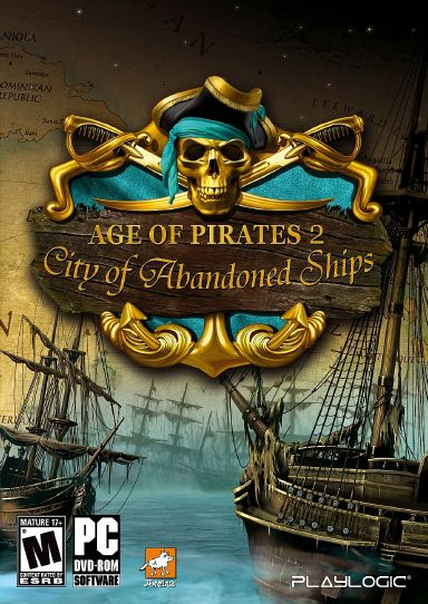 Age of Pirates 2: City of Abandoned Ships free download