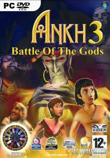 Ankh 3: Battle of the Gods Free Download