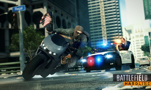 Battlefield Hardline PC Crack