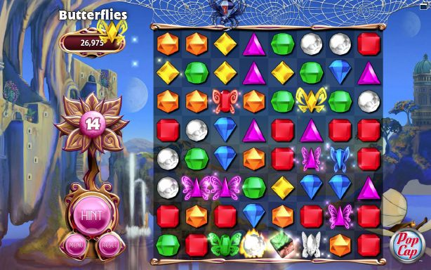 Bejeweled 3 PC Crack