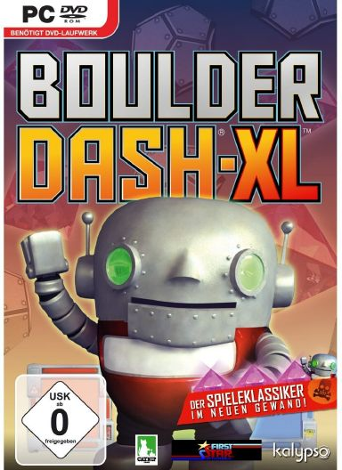 Boulder Dash XL Free Download
