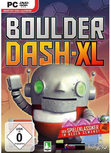 Boulder Dash XL Free Download