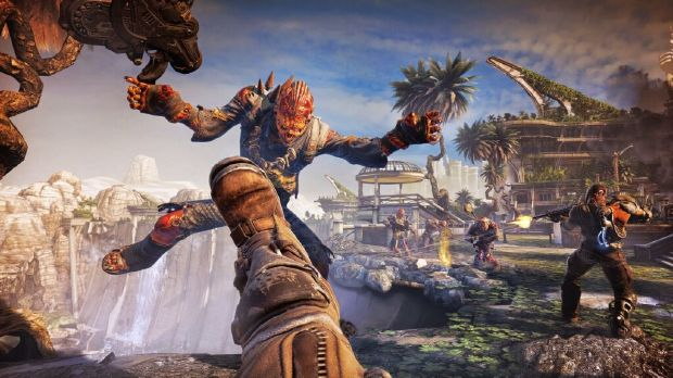 Bulletstorm PC Crack