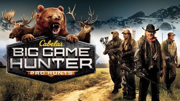 Cabela's Big Game Hunter Pro Hunts Free Download
