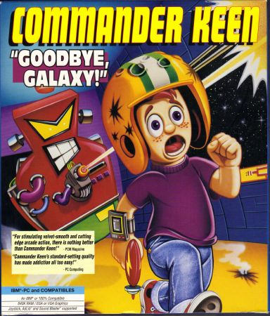 Commander Keen Free Download