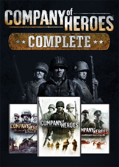 Company of Heroes Complete Free Download