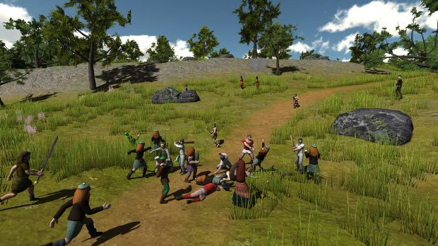 Defend The Highlands PC Crack