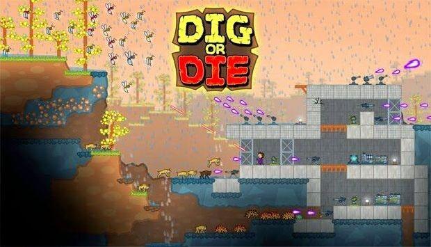 Dig or Die (v0.22) Free Download
