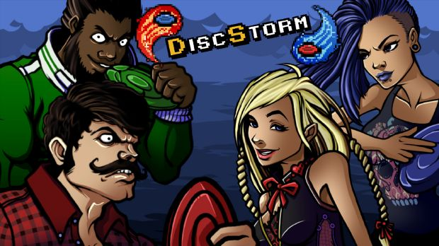 DiscStorm Free Download