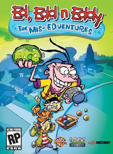 ed edd n eddy mis edventures pc game download