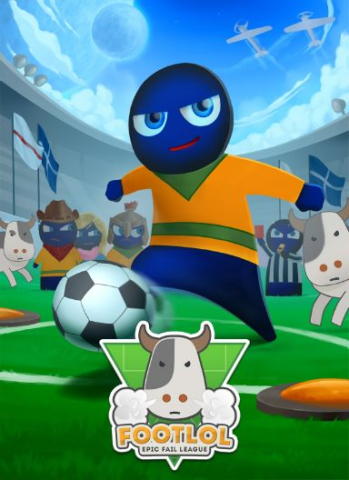 FootLOL: Epic Fail League Free Download