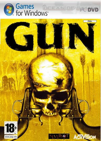 GUN PC Game + Torrent Free Download Full Version