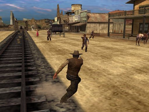 GUN (2005) PC Crack