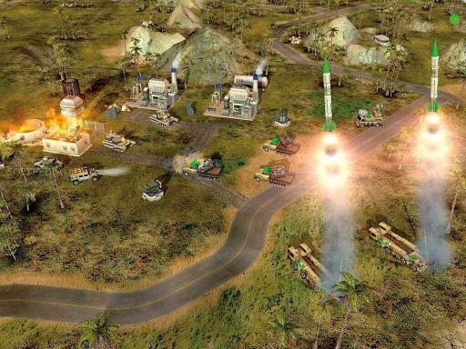 Command & Conquer: Generals Zero Hour Torrent Download
