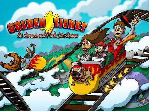 Golden Ticket An Amusement Park Sim Game Free Download