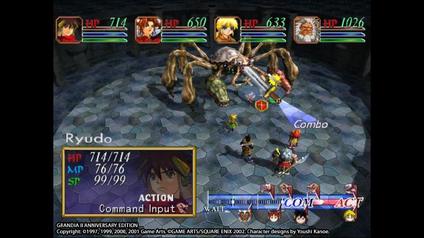Grandia II Anniversary Edition PC Crack