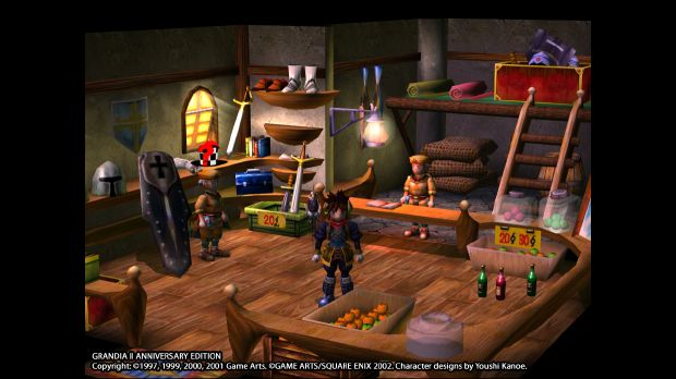 Grandia II Anniversary Edition Torrent Download