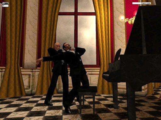 Hitman 2: Silent Assassin PC Crack