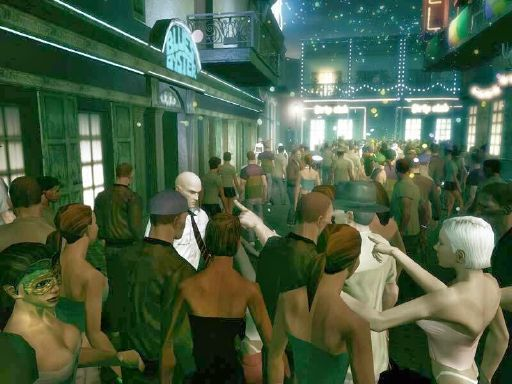 Hitman Blood Money PC Crack